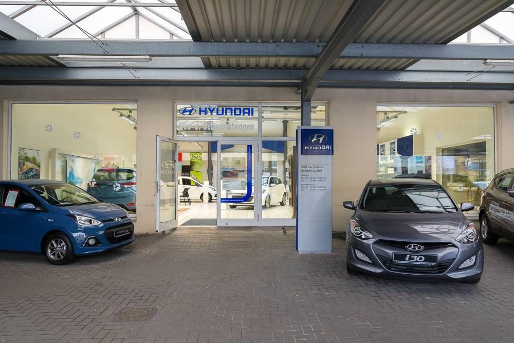 Csb Hyundai In Berlin Sch 246 Neweide Google Maps Business