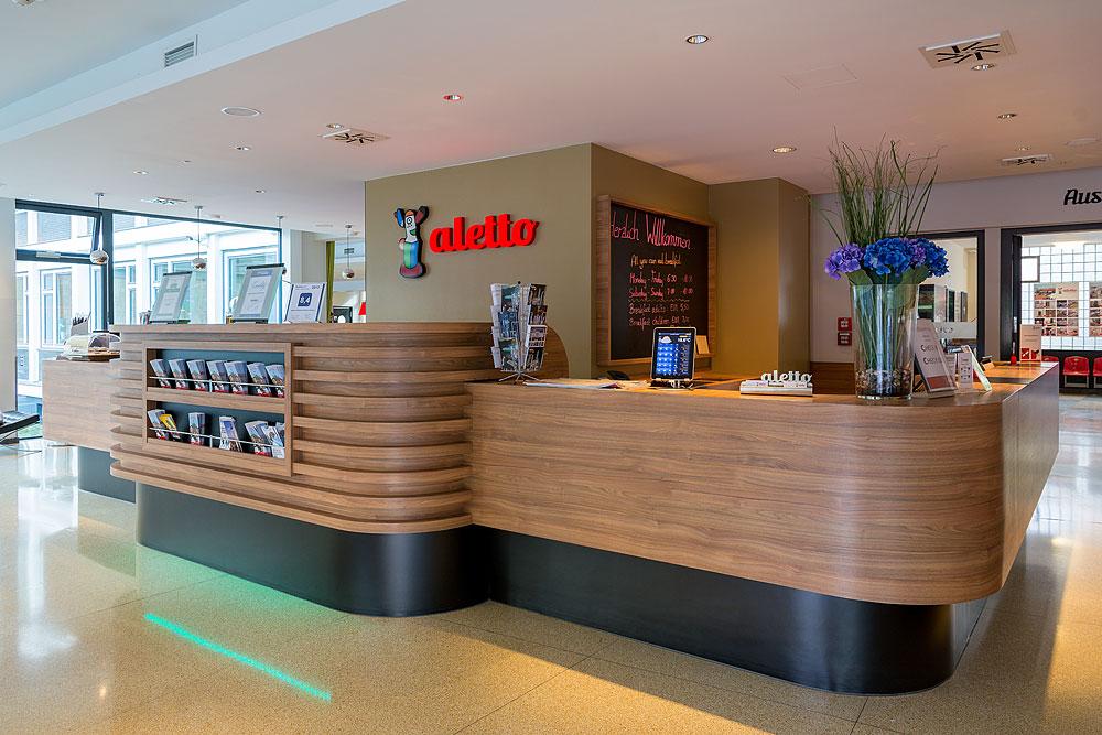 Aletto Kudamm Hotel Amp Hostel In Berlin Charlottenburg